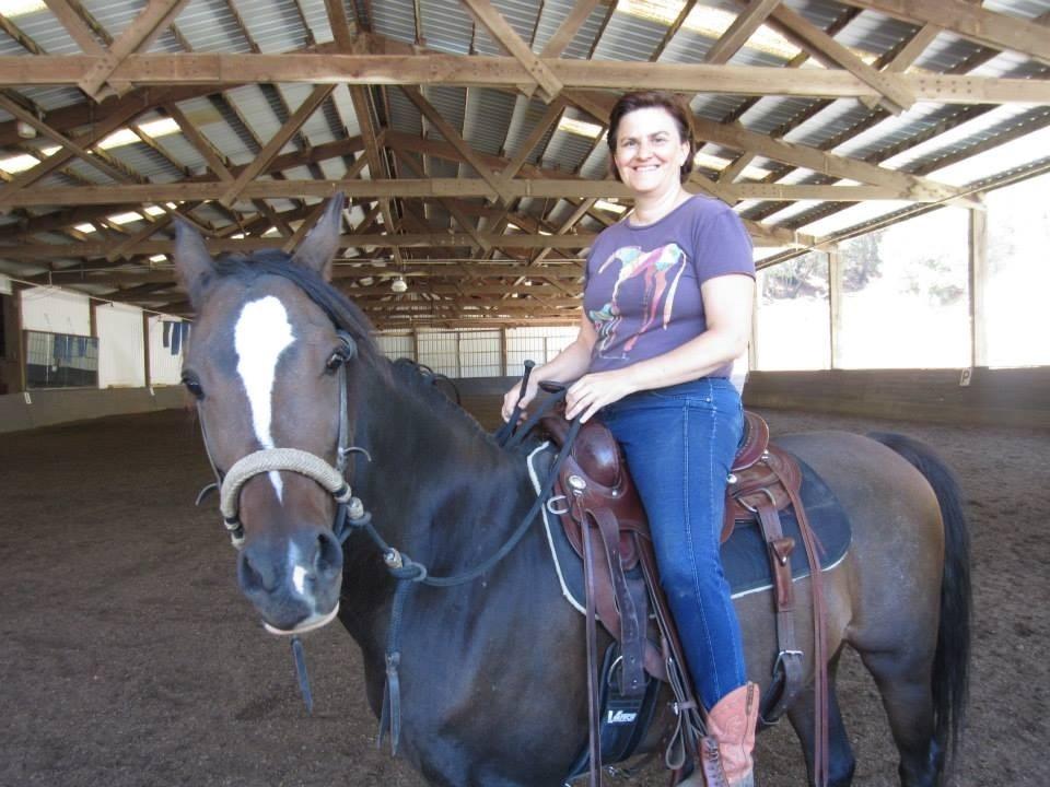 ann-horse
