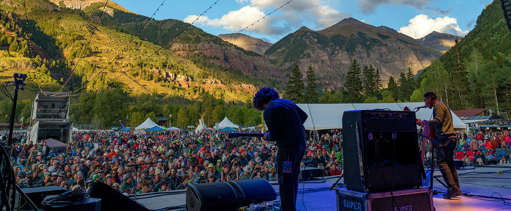 credit: Telluride Blues and Brews Festival