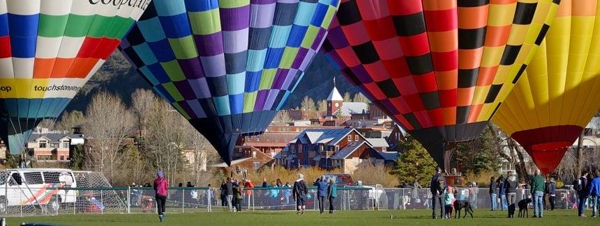 credit:telluride balloon festival